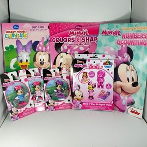 Large Minnie Learning Play Set